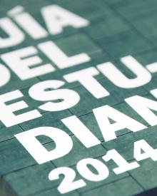 Guía Estudiantes 2014 -2015 Facultad Comercio y Gestión
